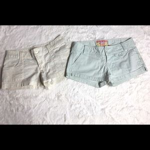 Abercrombie & Fitch/Mossimo Supply Co. shorts